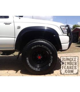 98 - 04 Toyota Hilux Fender Flares (Front Pair Only)