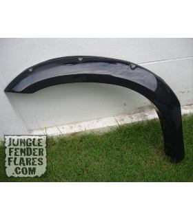 97-00 Nissan Frontier Navara Tray Back (Front Only) Fender Flares
