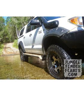 Jungle Fender Flares Australia: Buy 2012 - 2015 Toyota Hilux Jungle Flares