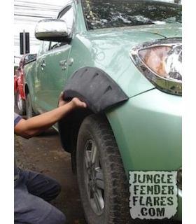 2005 - 2011 Toyota Hilux Pocket Fender Flares