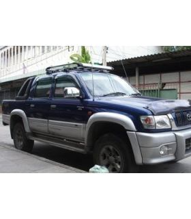 1998 - 2004 Double Cab Toyota Hilux Fender Flares