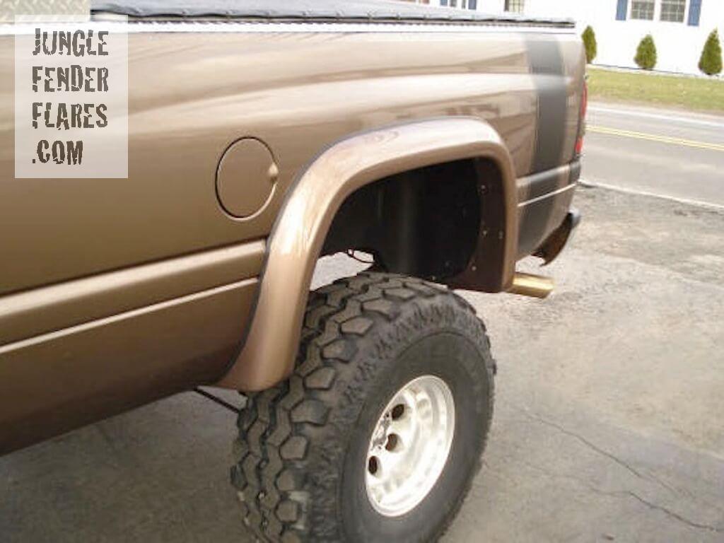 Dodge Ram - 2000 rear fender flares