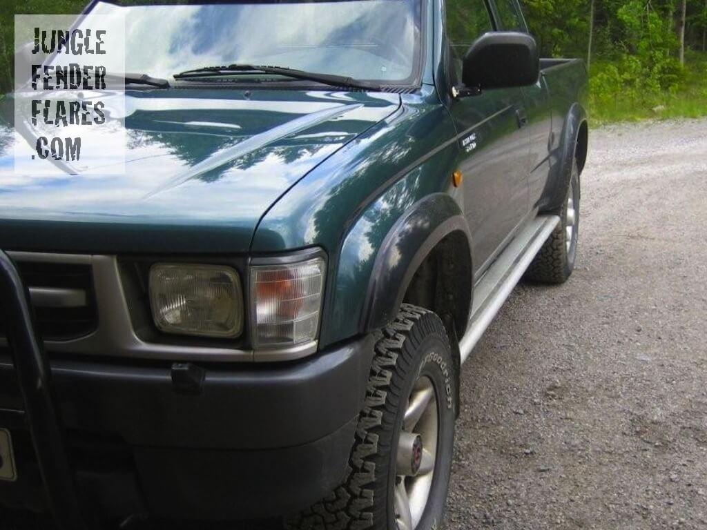 Toyota Hilux -2001 mk4 wheel arches