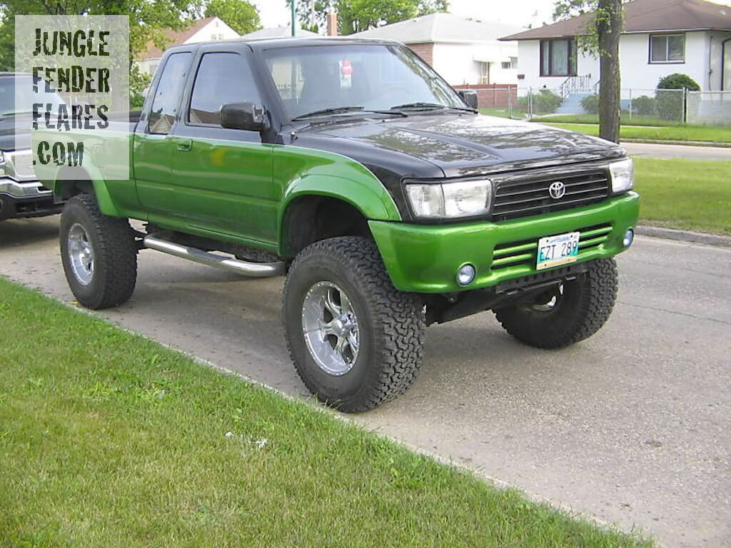 1991 Toyota Pick Up 4runner truck flares 4x4