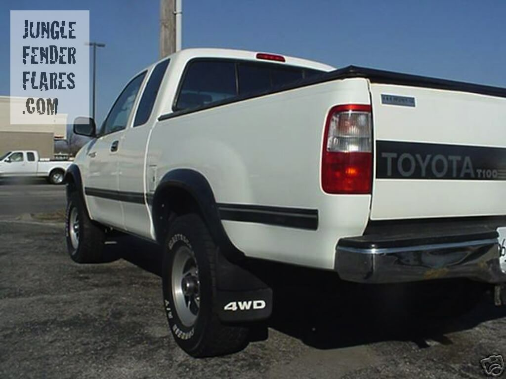 Toyota T100 -1995 4x4 fender flares