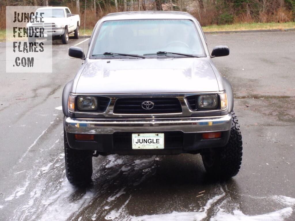 1996 Toyota Tacoma TRD wheel flare