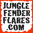 Jungle Fender Flares Logo