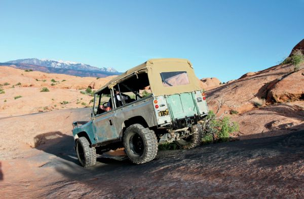 1960 Land Rover Series Ii O G Rover Jungle Fender