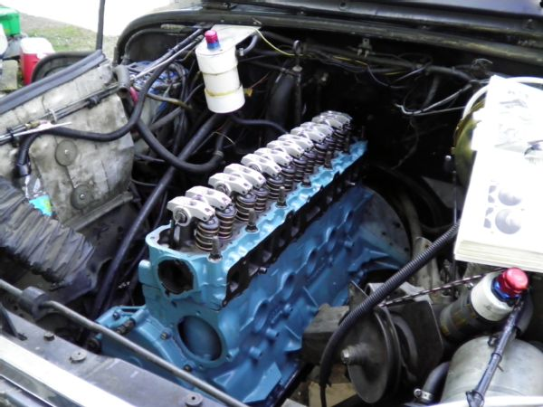 1987 jeep wrangler engine