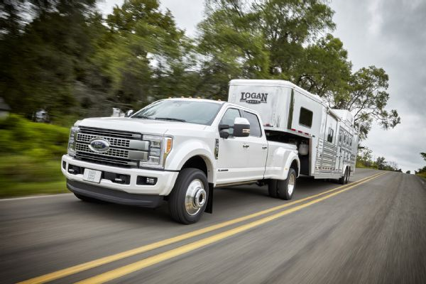 Ford Announces Class-Leading Power and Capability for 2017 ...