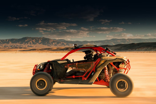 The New Can Am Maverick X3 Is Everything Off Road Jungle