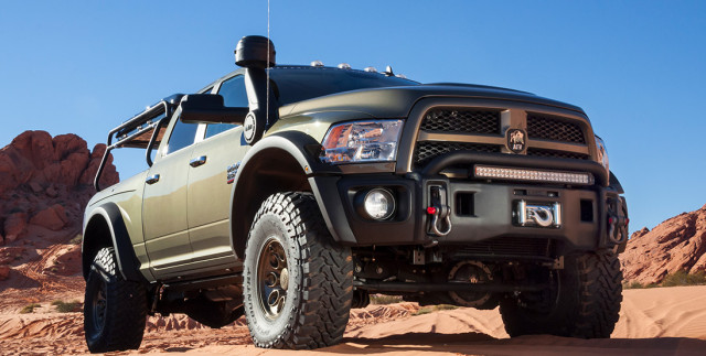 Introducing The American Expedition Vehicles Prospector Xl