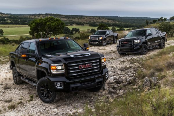2017 Gmc Sierra 2500 Hd All Terrain X Rounds Out Lineup