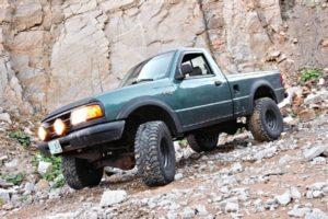 1998-ranger-sas-truck jpg | Jungle Fender Flares - Best 4x4