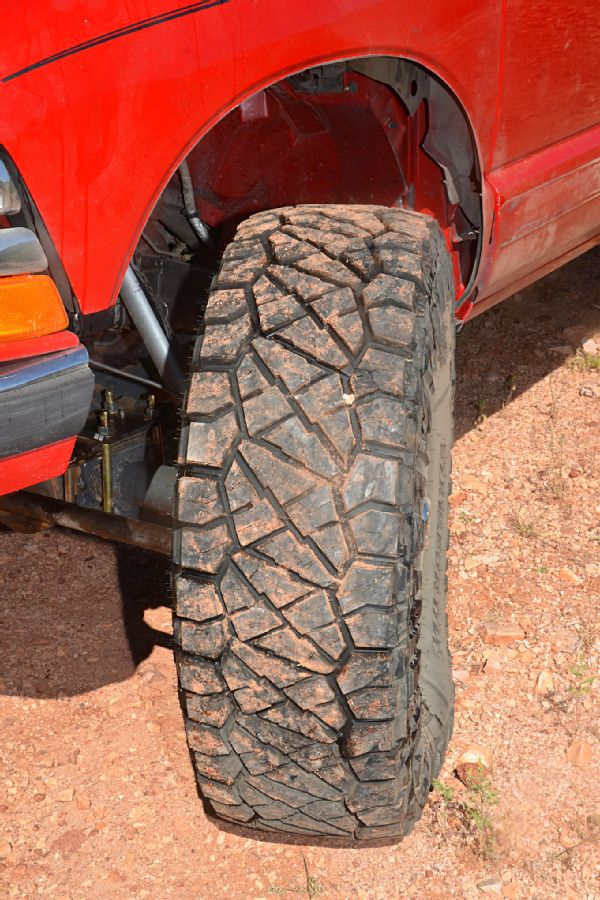 Nitto Ridge Grappler Sizes >> Testing Nitto S New Ridge Grappler Tire Jungle Fender
