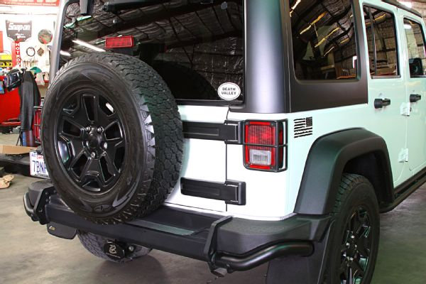 Carry More Rubber, Gas, and Water On Your Jeep JK   Jungle ...