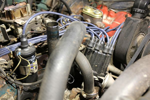 AMC 360 DUI Distributor Upgrade for Power & Mileage | Jungle ... Jeep Ignition Wiring on