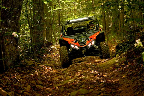 Best Off Road Tires >> Yamaha's New Torque Assist Gear Kit For The YXZ 1000R ...