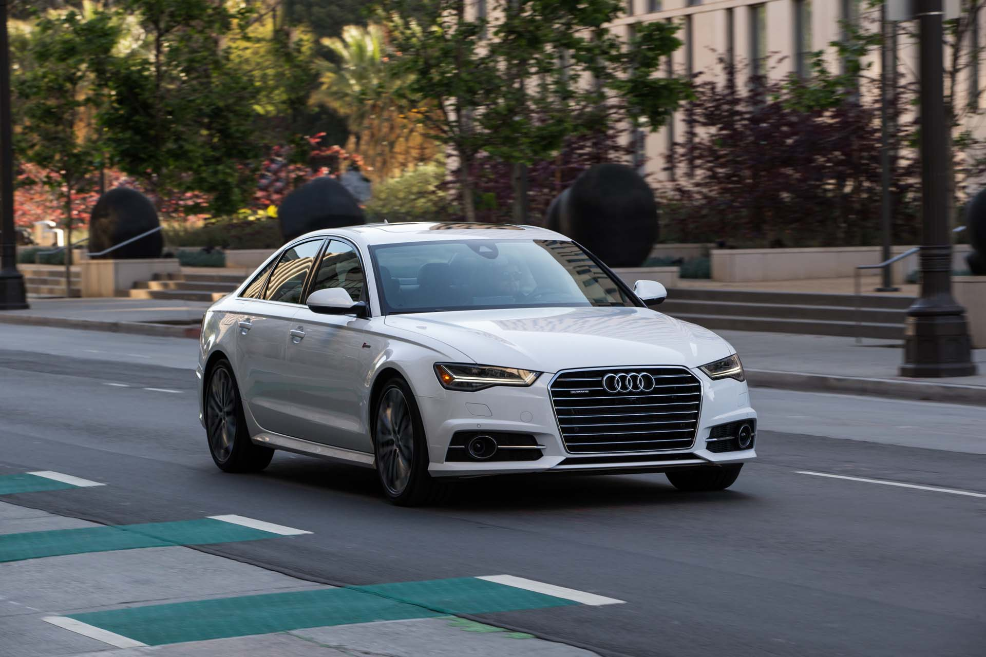 2018 audi a6 review ratings specs prices and photos. Black Bedroom Furniture Sets. Home Design Ideas