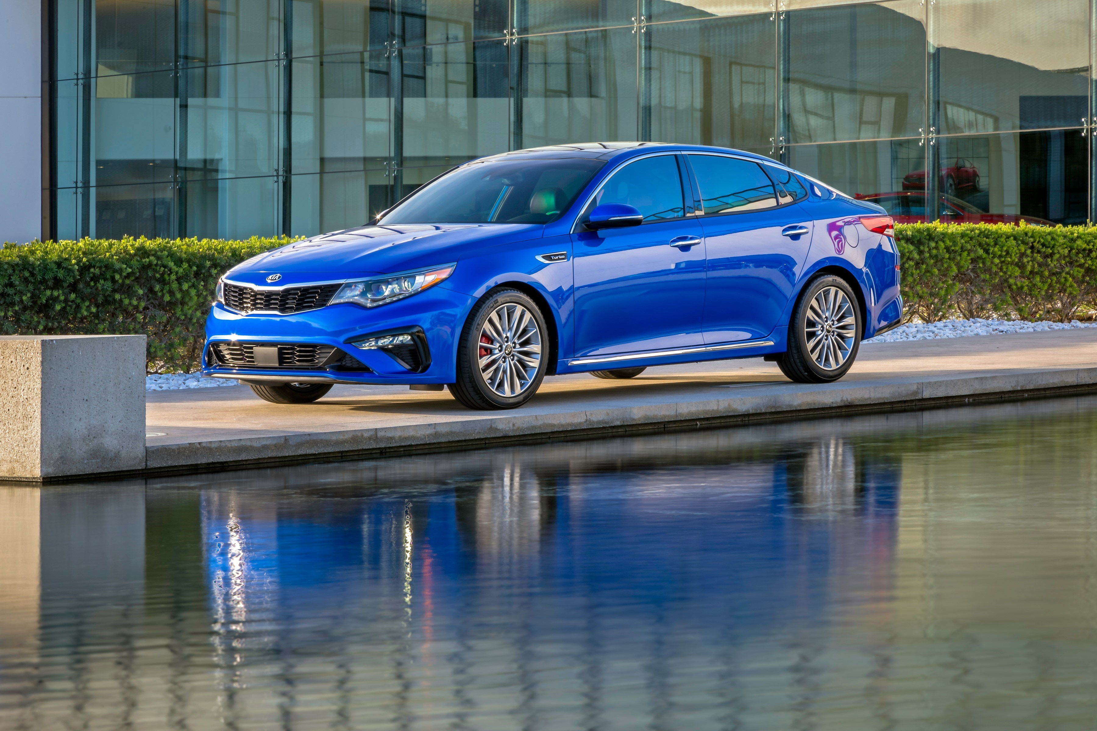 2019 Kia Optima Review Ratings Specs Prices And Photos Jungle