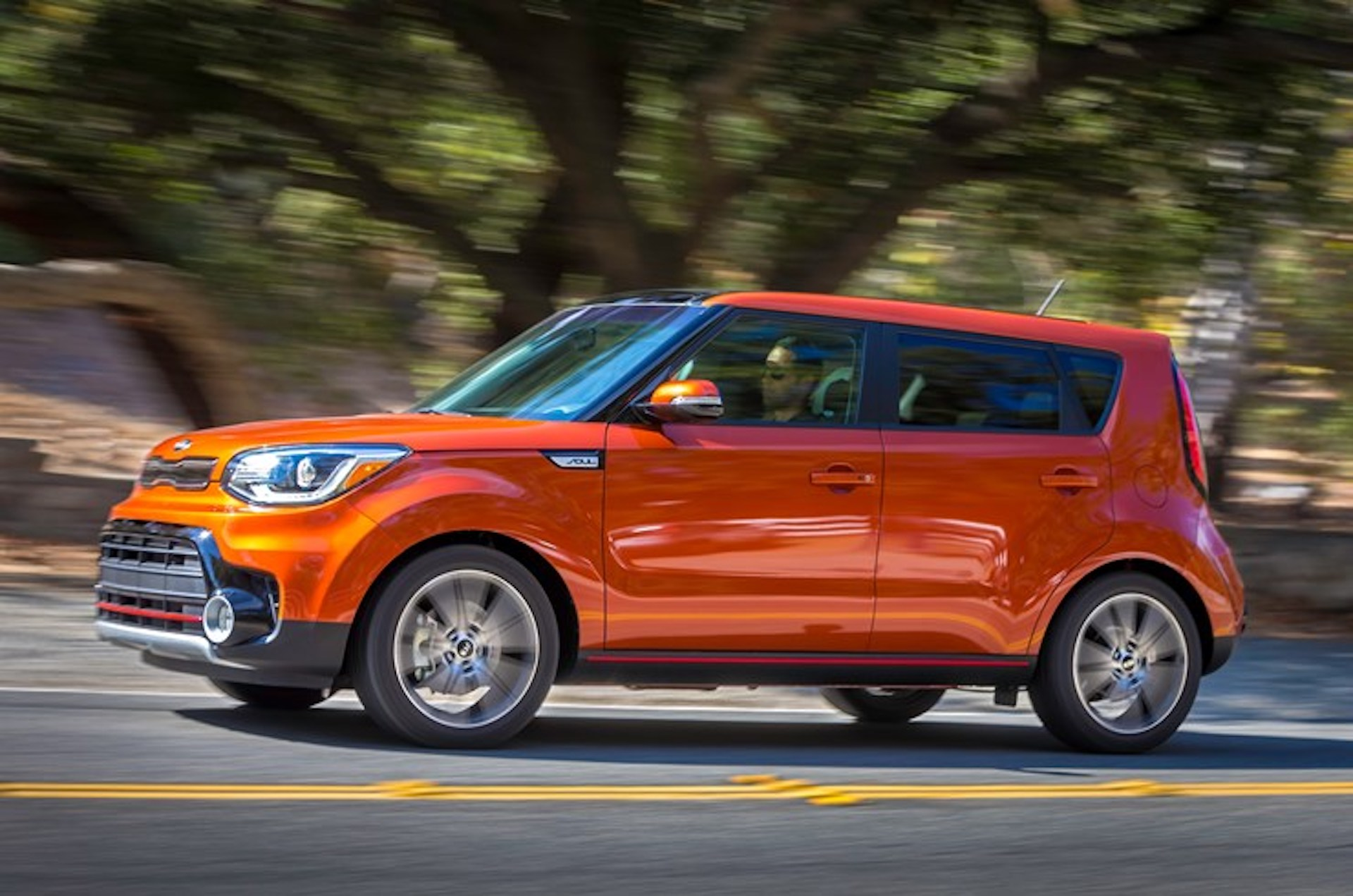 2019 Kia Soul Review Ratings Specs Prices And Photos Jungle Fender Flares Best 4x4