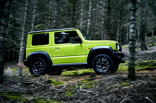 Suzuki Launches All New 2019 Jimny In Europe And Japan