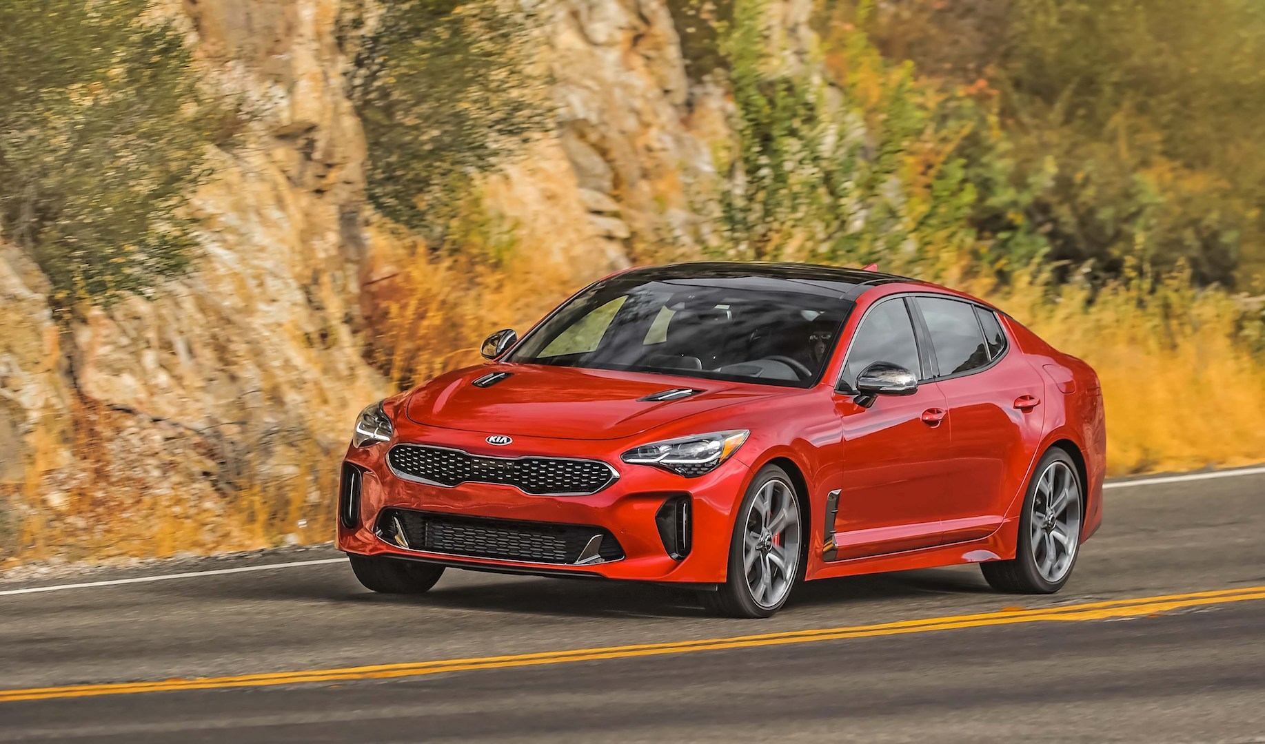 2019 Kia Stinger Review Ratings Specs Prices And Photos Jungle