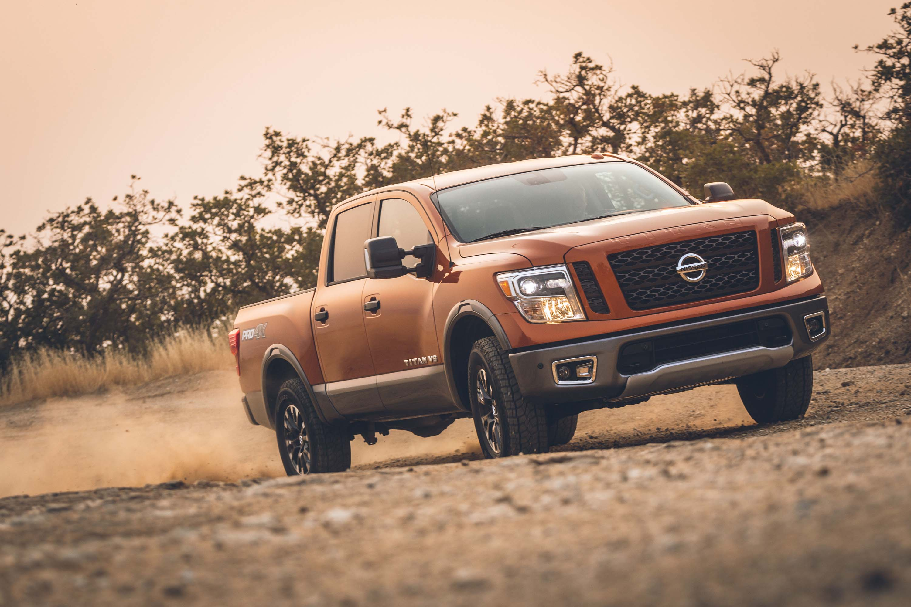 2019 Nissan Titan Review, Ratings, Specs, Prices, and Photos