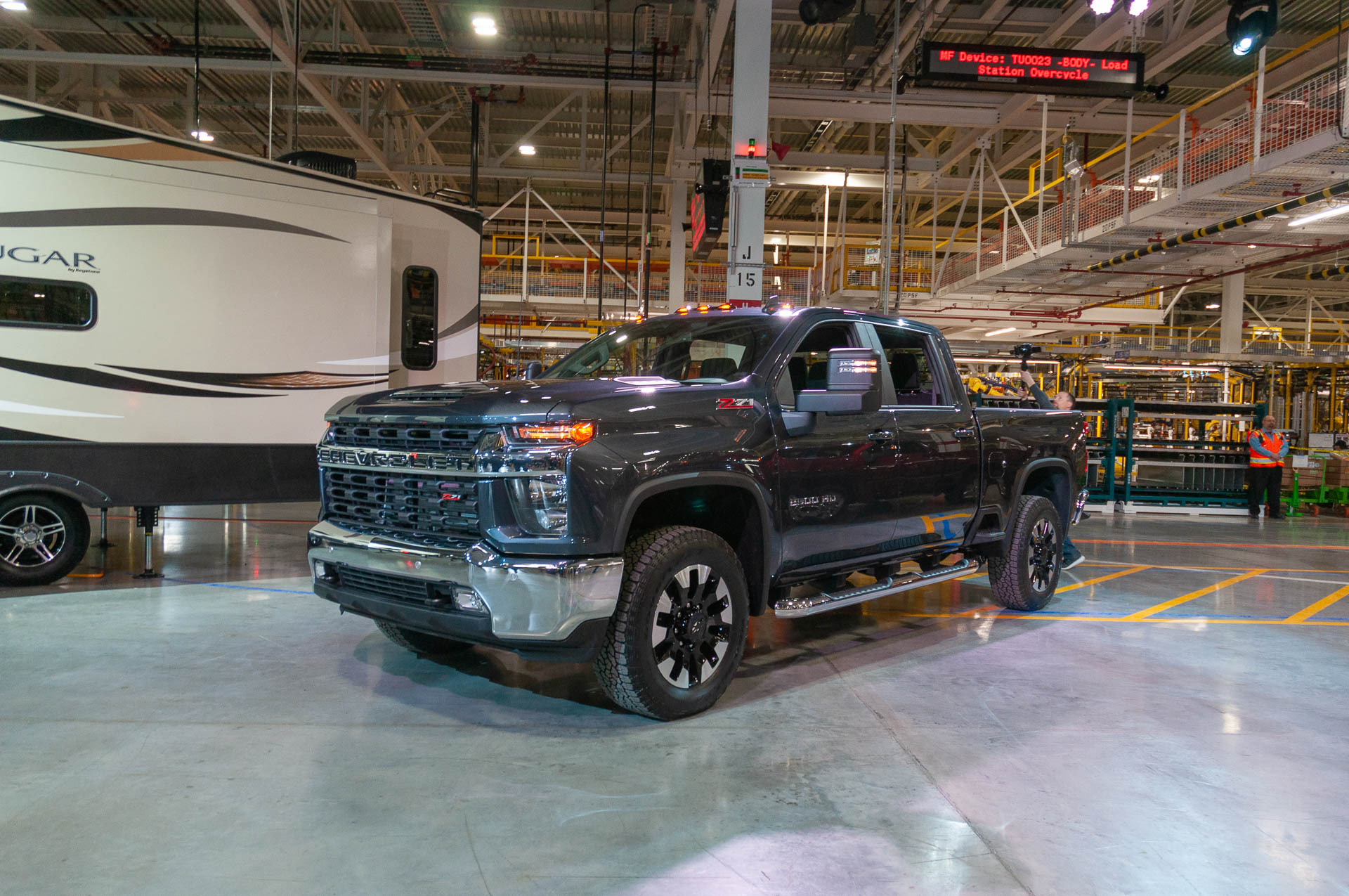 2020 Chevrolet Silverado 2500hd Chevy Review Ratings