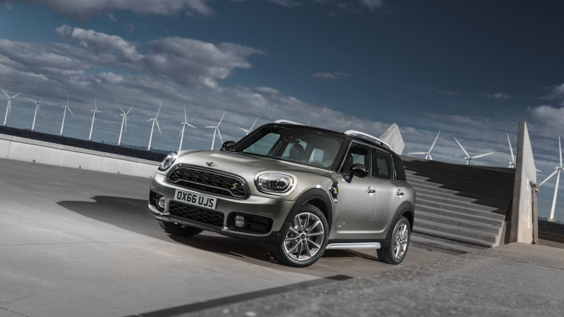 2019 Mini E Countryman Review | Not a great plug-in hybrid