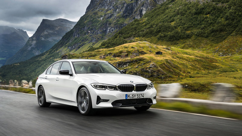 2019 BMW 3 Series tops previous model in safety with IIHS' highest