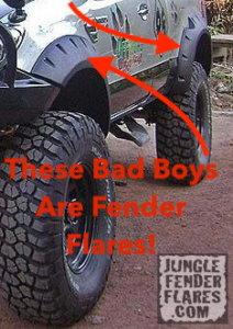 The Many Benefits Of Fender Flares Jungle Fender Flares